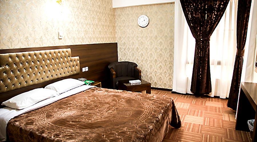 اتاق 2 هتل رضویه مشهد