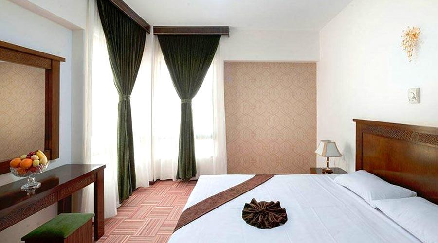 اتاق 3 هتل رضویه مشهد