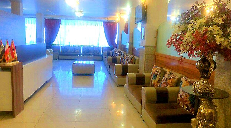 لابی هتل سعدی مشهد
