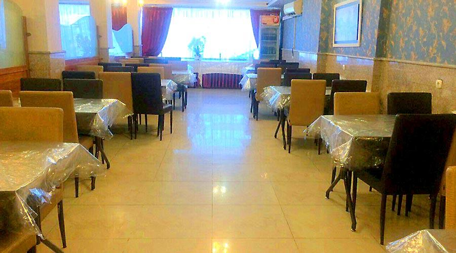 رستوران هتل سعدی مشهد