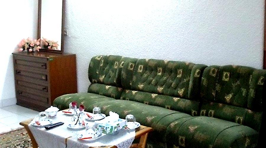 اتاق 3 هتل سیمرغ کیش
