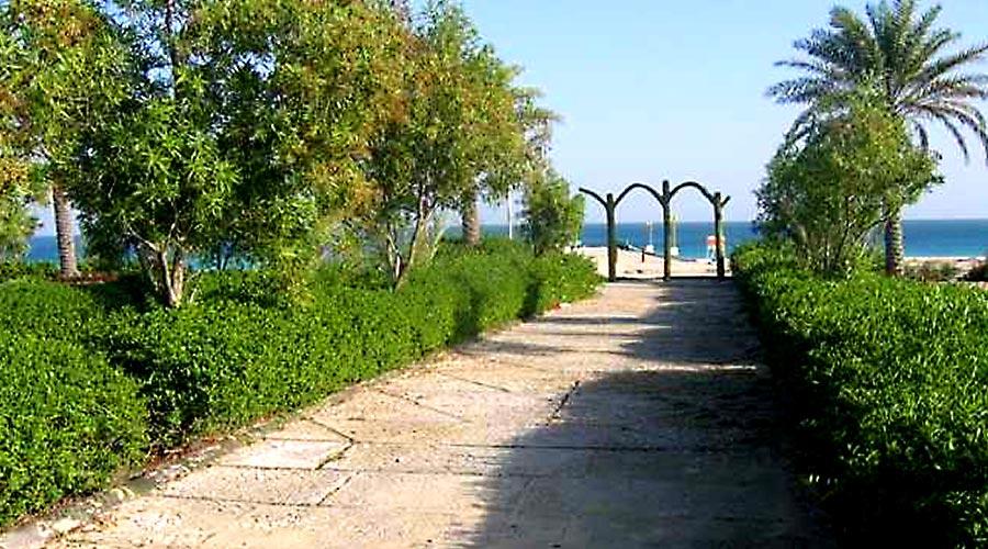 منظره دید دریا هتل سیمرغ کیش