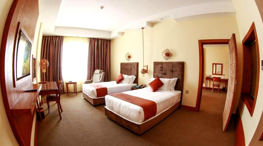 اتاق 3 هتل ویدا کیش