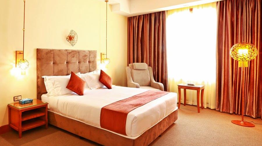 اتاق 4 هتل ویدا کیش