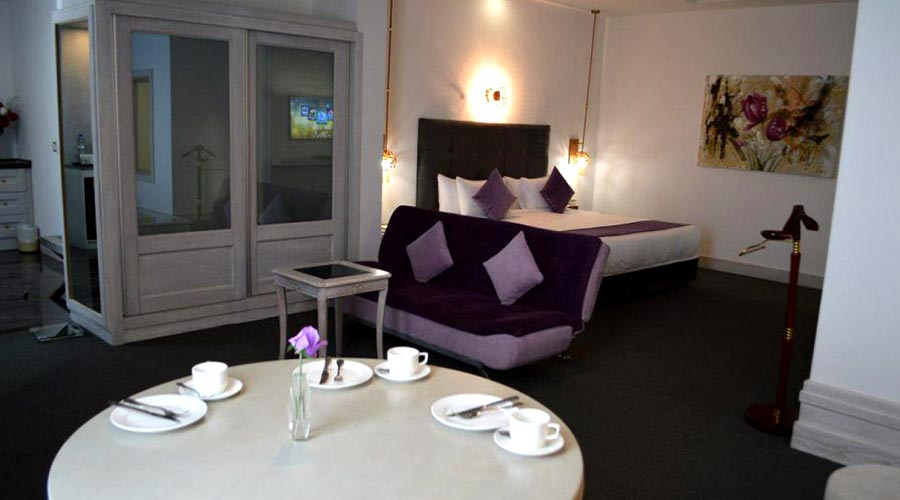 اتاق 5 هتل ویدا کیش
