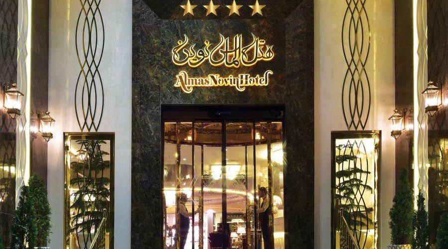 رزرو هتل الماس نوین مشهد