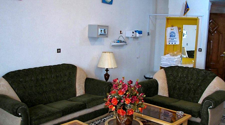 اتاق 4 هتل اترک سرعین