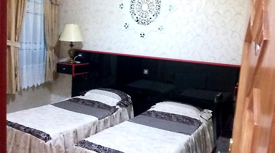 اتاق هتل اترک سرعین