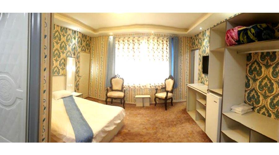 اتاق 6 هتل بوستان سرعین