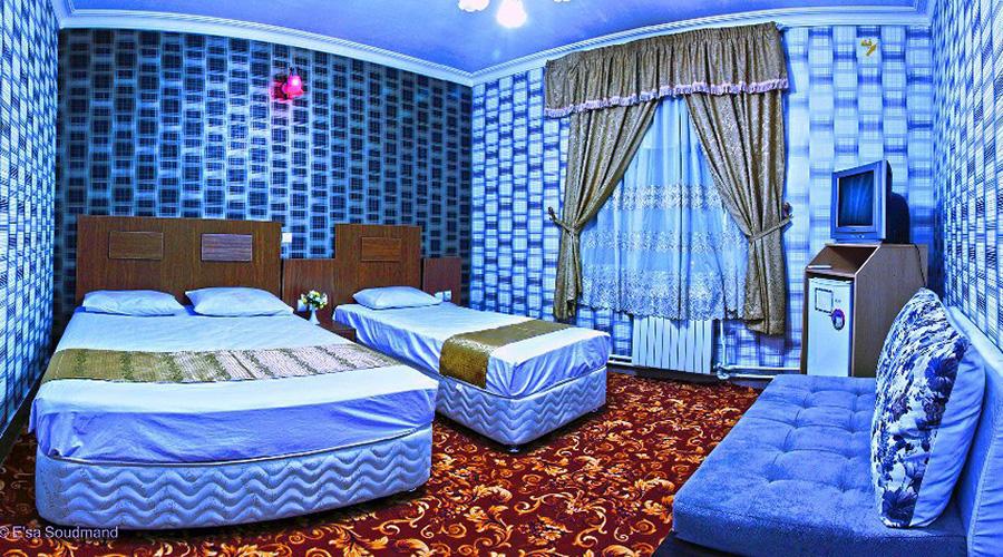 اتاق هتل بوستان سرعین