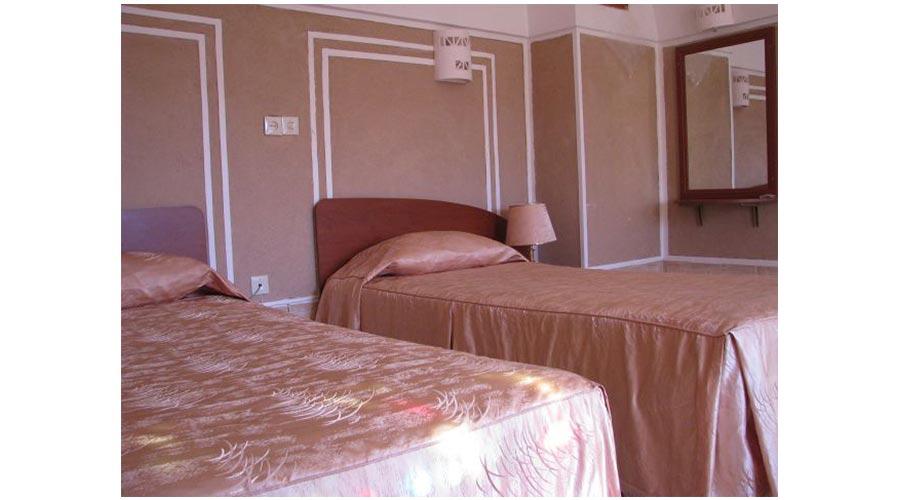 اتاق 3 هتل کاروانسرای مشیر یزد