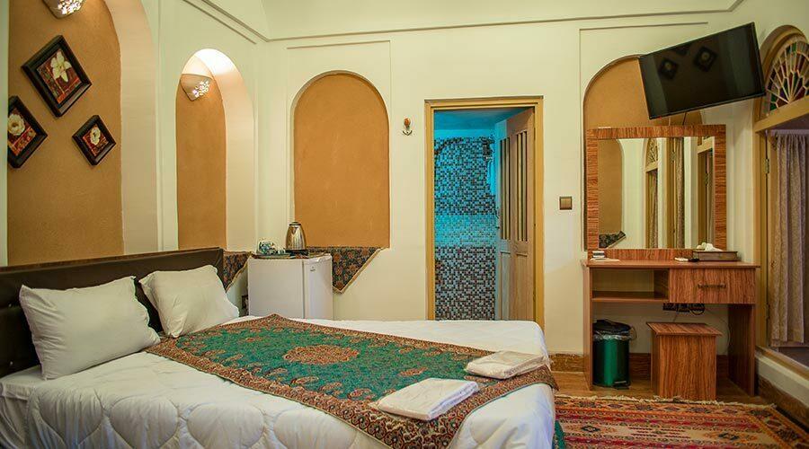 اتاق 1 هتل خوان دوحد یزد