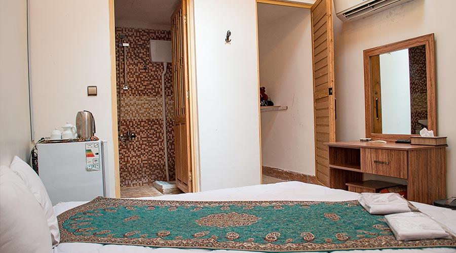 اتاق 2 هتل خوان دوحد یزد