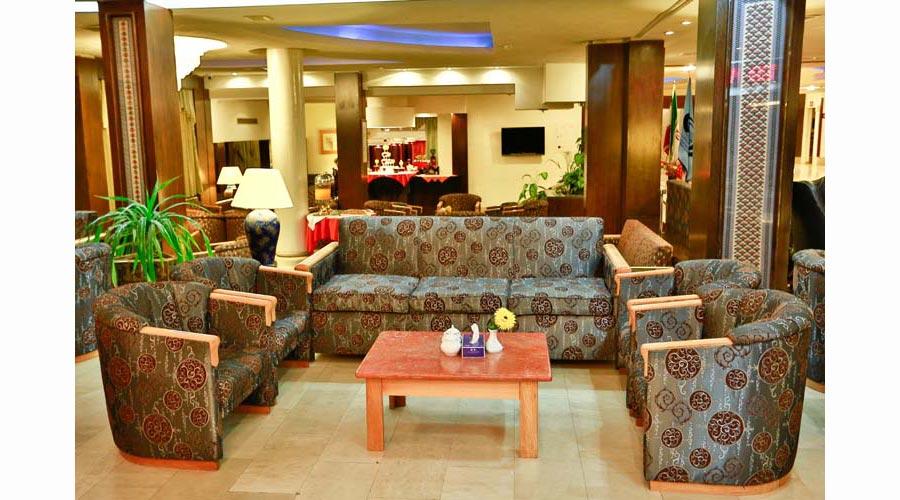لابی 2 هتل لاله سرعین