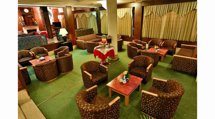 لابی هتل لاله سرعین