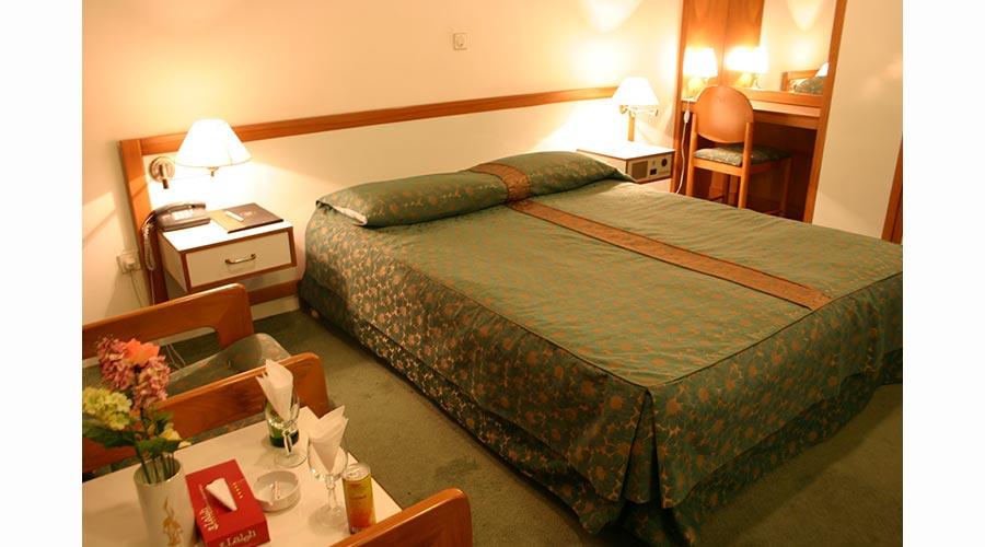 اتاق هتل لاله سرعین