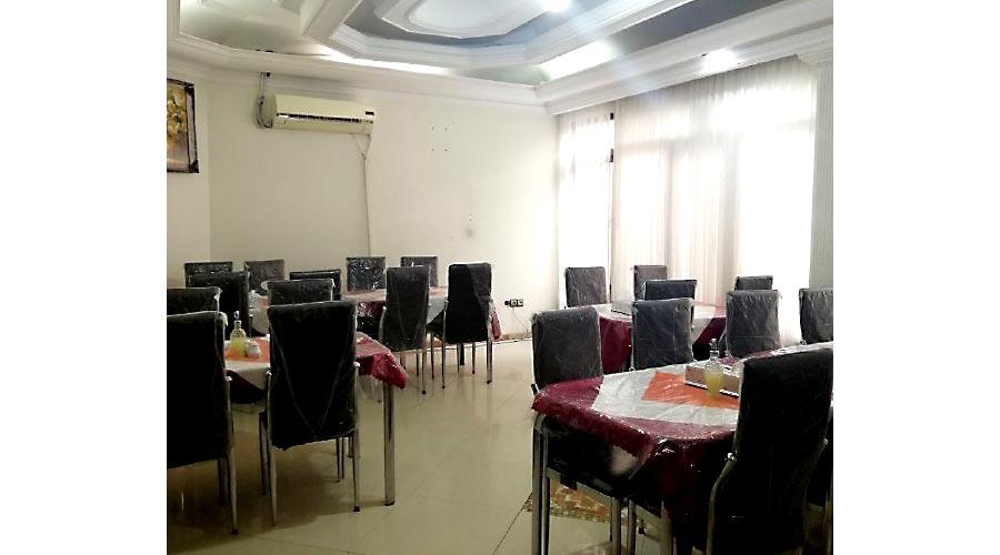 رستوران هتل پارمین مشهد