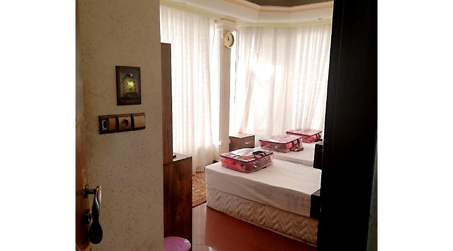 اتاق 4 هتل پارمین مشهد