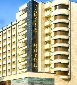 تور مشهد هتل پارسیس