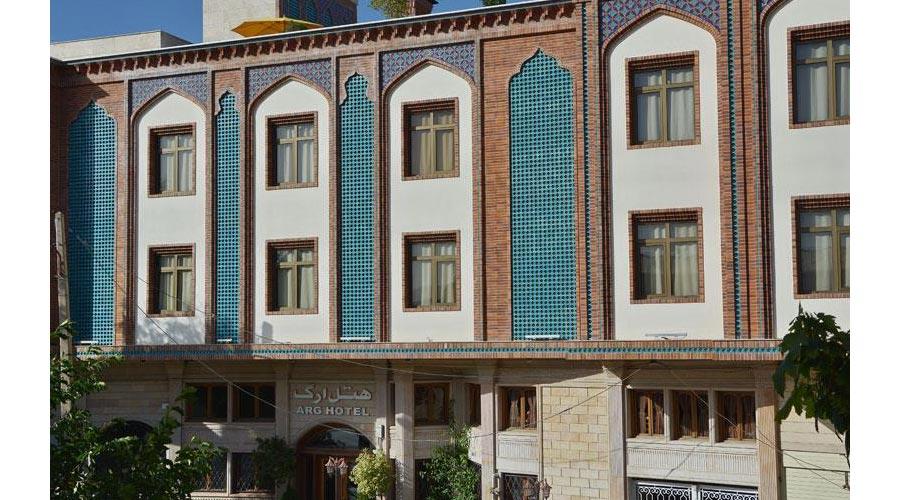 رزرو هتل ارگ شیراز