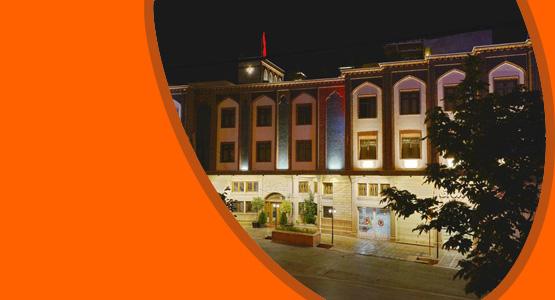 اطلاعات و جزئیات کامل هتل ارگ شیراز