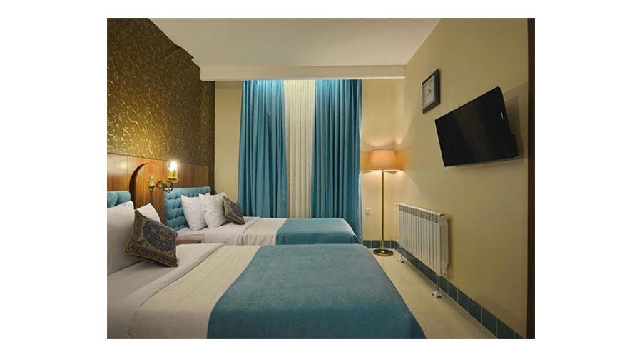 اتاق 1 هتل ارگ شیراز