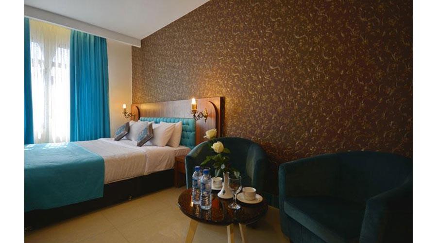 اتاق 2 هتل ارگ شیراز