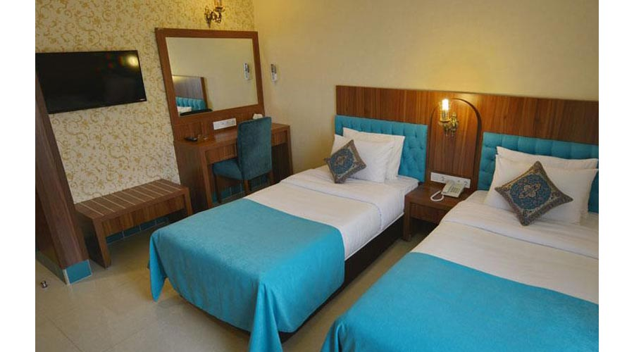 اتاق 3 هتل ارگ شیراز