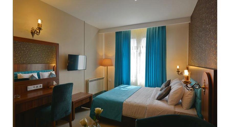 اتاق هتل ارگ شیراز