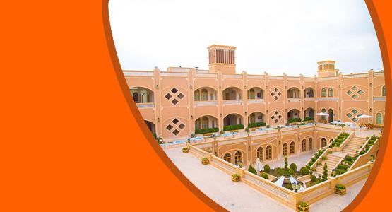 اطلاعات و جزئیات کامل هتل داد یزد