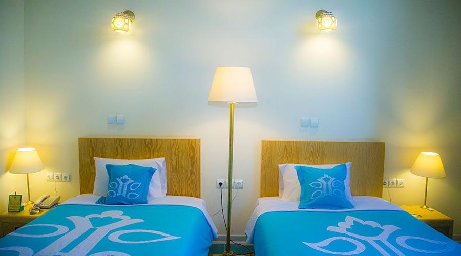 اتاق 5 هتل داد یزد
