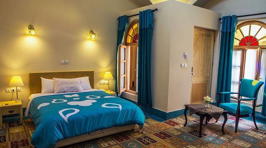 اتاق 7 هتل داد یزد
