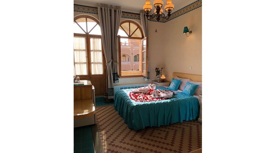 اتاق 9 هتل داد یزد