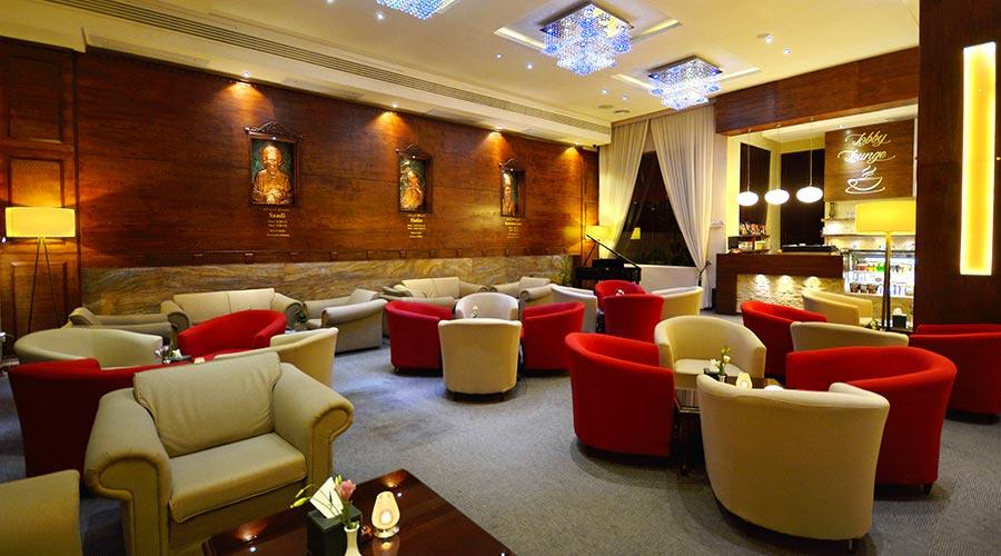 کافه لانژ هتل الیزه شیراز