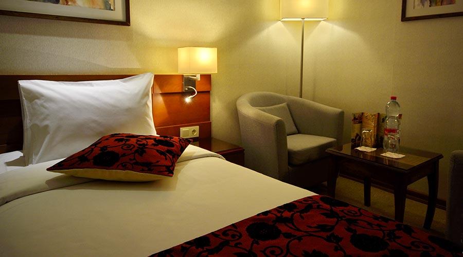 اتاق 1 هتل الیزه شیراز