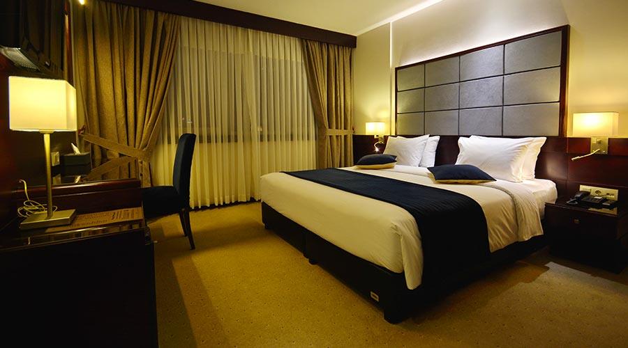 اتاق هتل الیزه شیراز