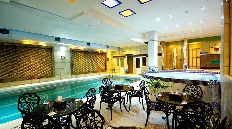 اسپا هتل الیزه شیراز