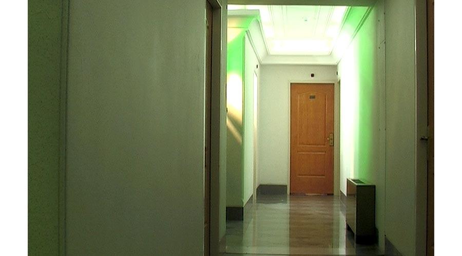 راهرو هتل ارم شیراز