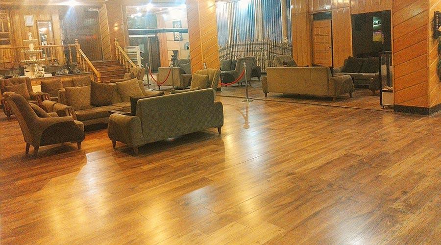 لابی 2 هتل ارم شیراز
