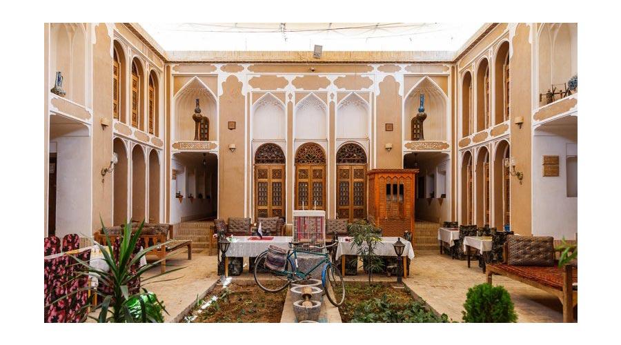 مرکز اصلی رزرو هتل فهادان یزد