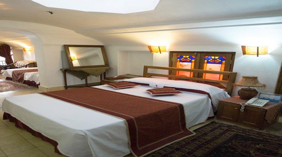 اتاق 5 هتل فهادان یزد