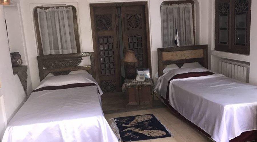 اتاق 7 هتل فهادان یزد