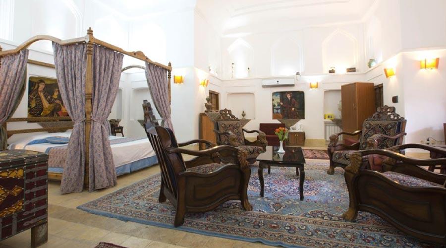 اتاق هتل فهادان یزد