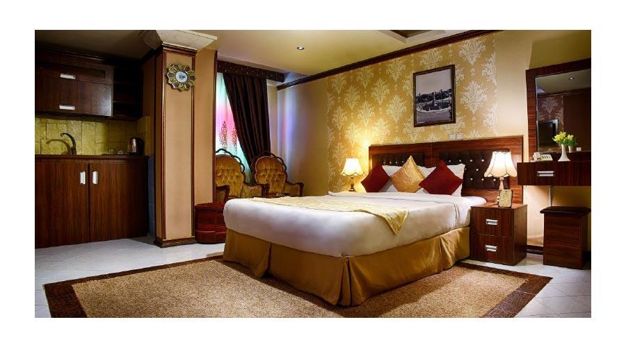 اتاق هتل کریمخان شیراز