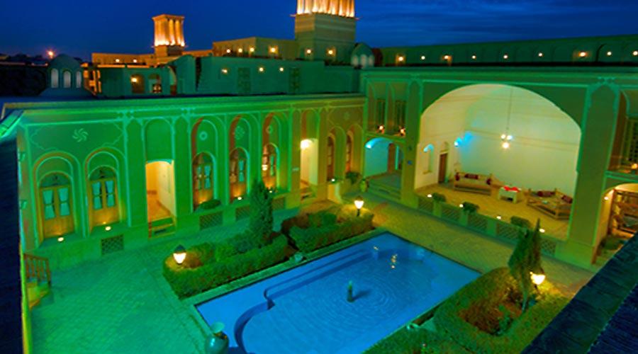 مرکز اصلی رزرو هتل لاله یزد