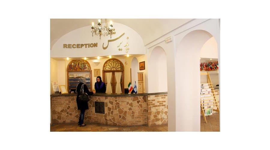 پذیرش کنفرانس هتل لاله یزد