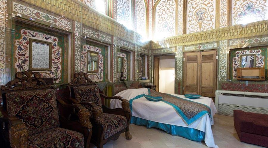 اتاق 3 هتل ملک التجار یزد
