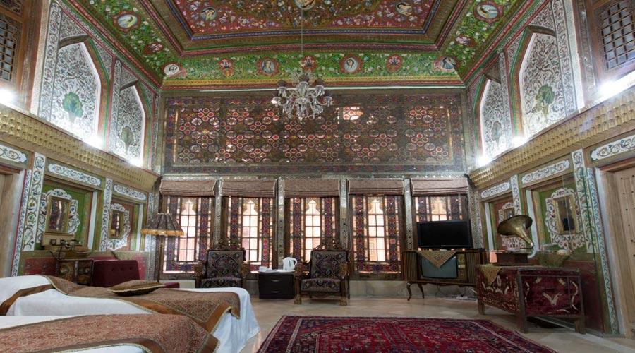 اتاق هتل ملک التجار یزد