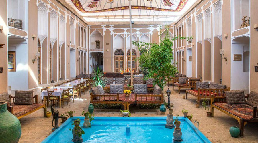 رزرو هتل مهر یزد