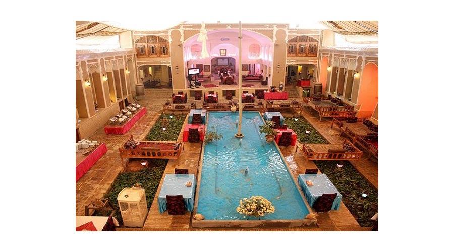 رستوران هتل مهر یزد